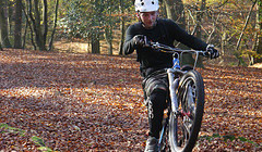 Epping Forest - Pics from recent rides - 2012 March - Mountain Biking