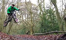 Dec / Jan Danbury Videos - 2013 January - Mountain Biking
