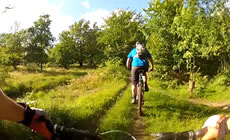 Epping Forest - Loose fun - 2012 June - Mountain Biking
