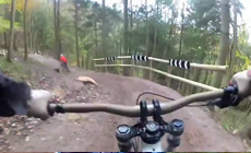 Aston Hill & Chicksands - 2012 October - Mountain Biking