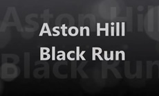 Aston Hill Black run on board with bigbrad - 2014 April - Mountain Biking