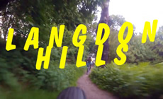Langdon Hills trail ride - 2014 August - Mountain Biking