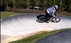 Danbury & Baddow - Pump track 101 - 2012 February - Mountain Biking