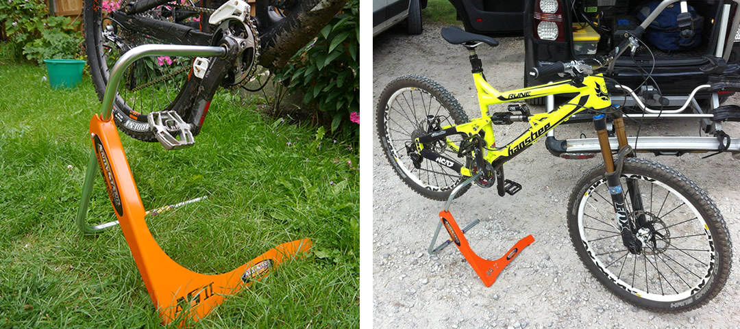 Andystand As 2 Bike Stand Review Test