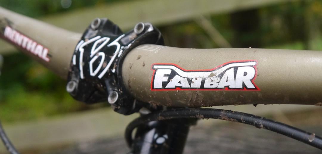 Pro Taper Handlebars >> Renthal Fatbar 780mm Handlebar Review